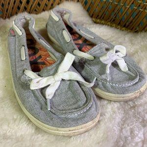 Roxy Slip On Boat Shoes